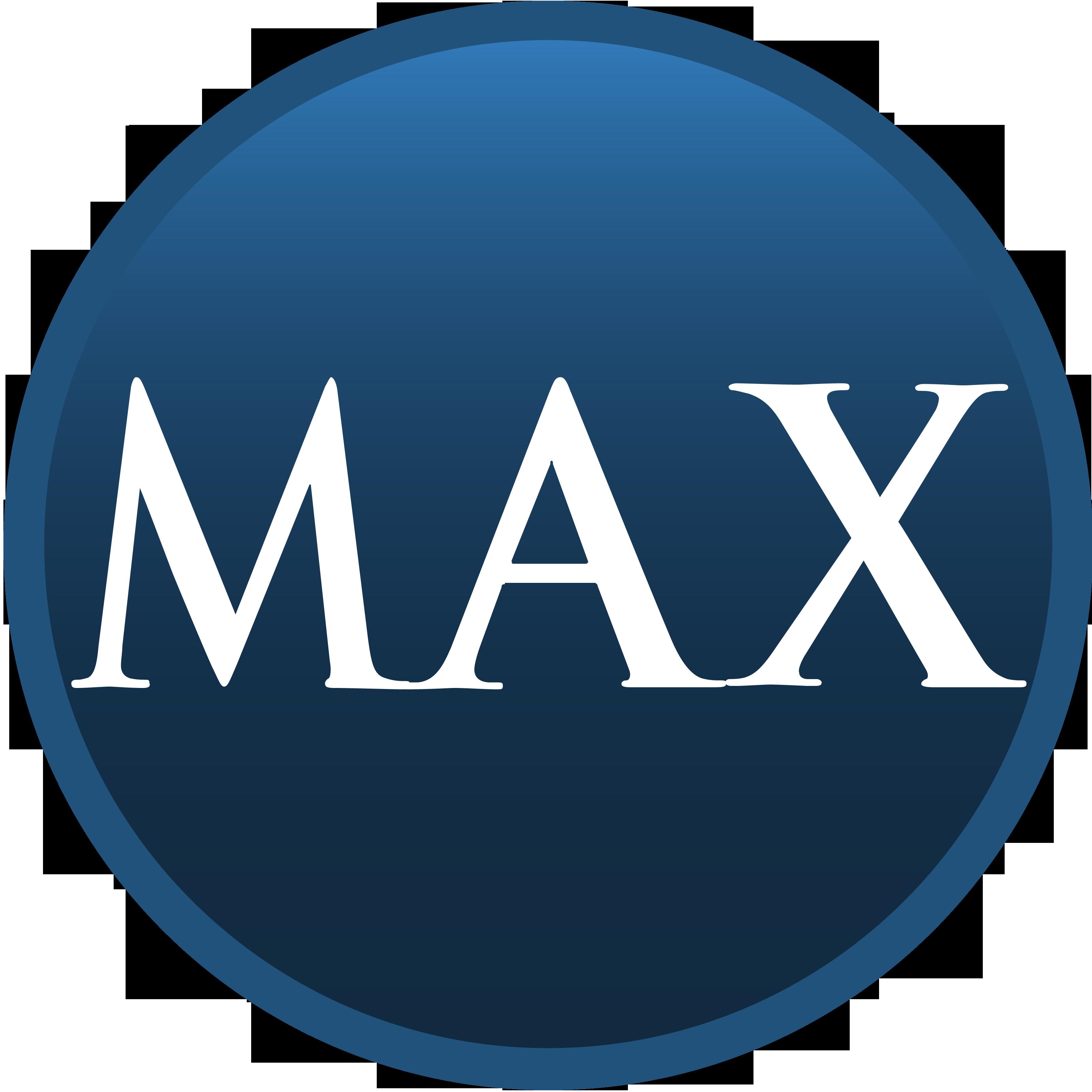 Branding Visual Identity MAX Design System